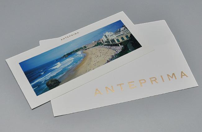 作品イメージ ANTEPRIMA SS07 Milano Collection Invitation kit-01