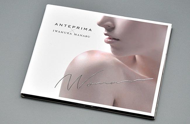 """作品イメージ ANTEPRIMA×IWAMURA MANABU CD """"Woman""""-01"""
