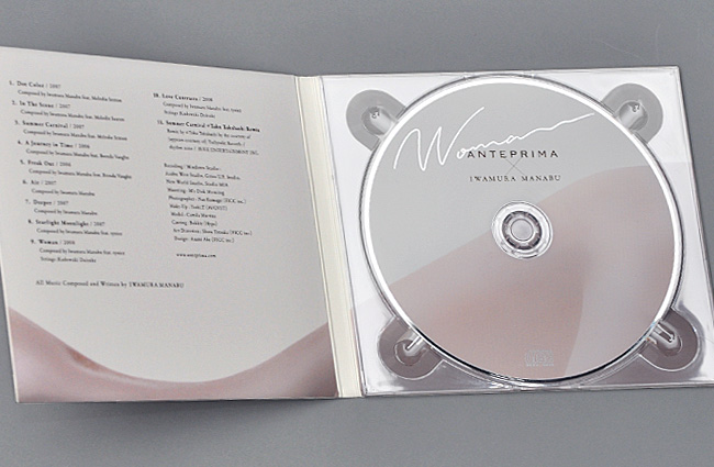 """作品イメージ ANTEPRIMA×IWAMURA MANABU CD """"Woman""""-02"""