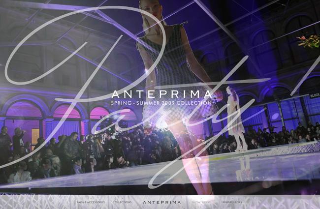 作品イメージ ANTEPRIMA SS09 WEBSITE-04